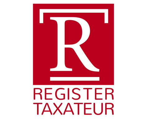 Logo Register Taxateur